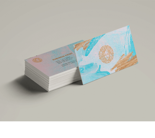 כרטיסי ביקור בעיצוב אישי