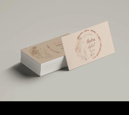 כרטיסי ביקור קוסמטיקאית