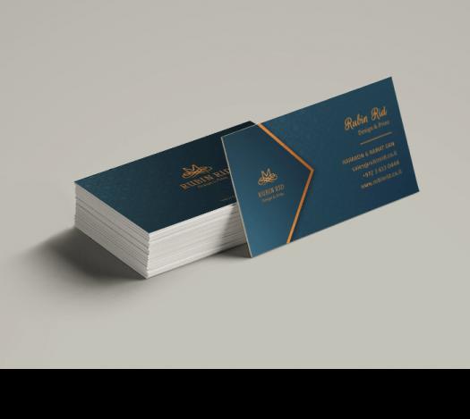 כרטיסי ביקור תכשיטים