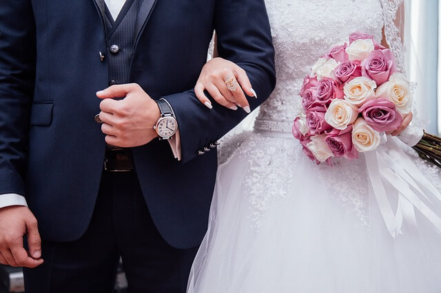 הזמנות מעוצבות לחתונה לשנת 2020