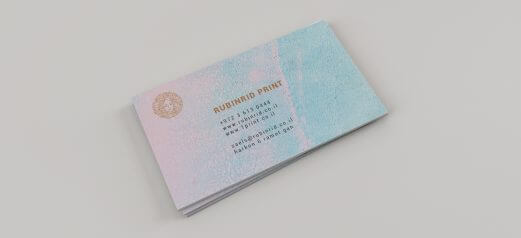 כרטיס ביקור מגנטי 65