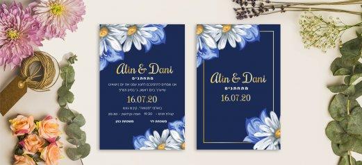 הזמנות לחתונה עם פוייל 29