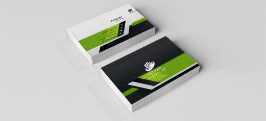 כרטיס ביקור בעיצוב אישי 14