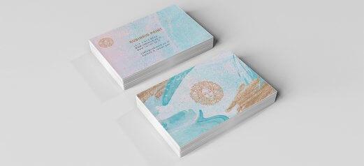 כרטיס ביקור בעיצוב אישי 18
