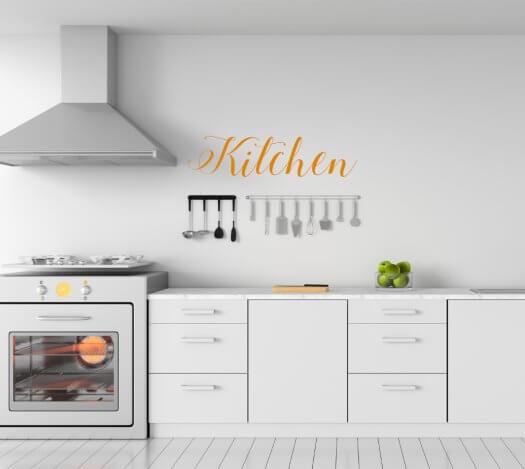 מדבקות קיר למטבח