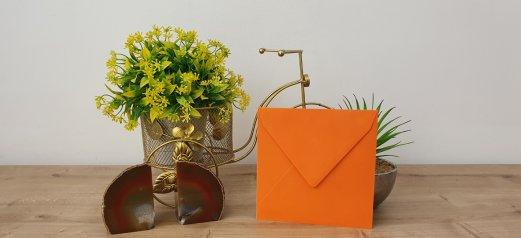 מעטפה צבעונית 83-08 orange