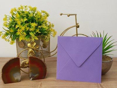 מעטפה צבעונית 83-31 purple
