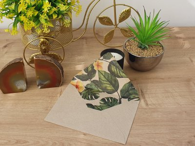 מעטפה צבעונית 90-30 japonica