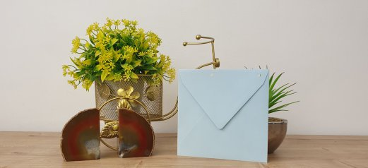 מעטפה צבעונית 83-14 blue