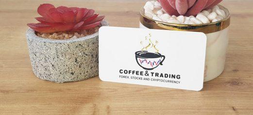כרטיס ביקור coffee
