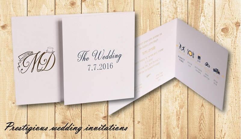 הזמנות חתונה יוקרתיות נפתחות 97