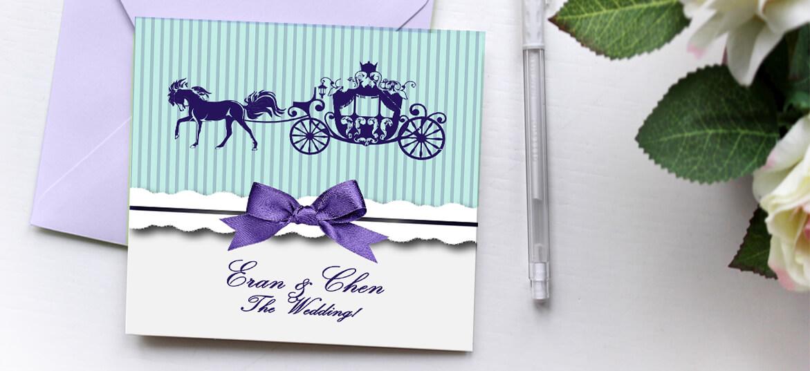 הזמנות לחתונה 163