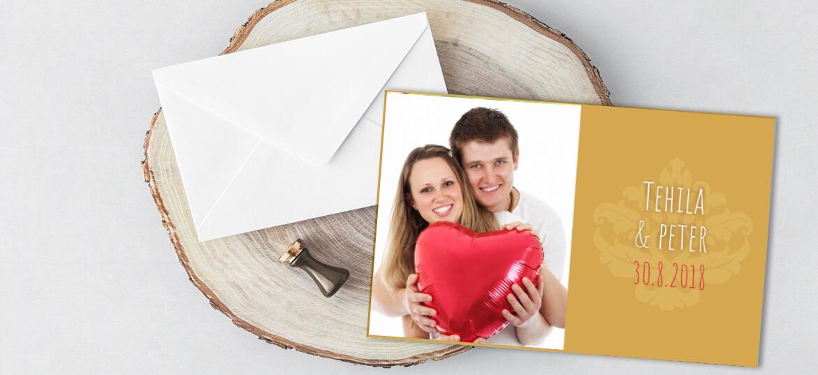 הזמנות לחתונה עיצוב אישי 16