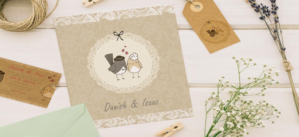 הזמנות חתונה מצחיקות  9