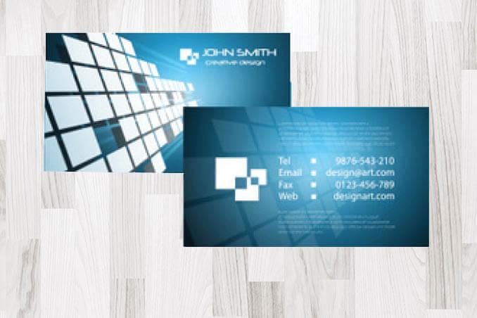 כרטיס ביקור עיצוב אישי הייטק