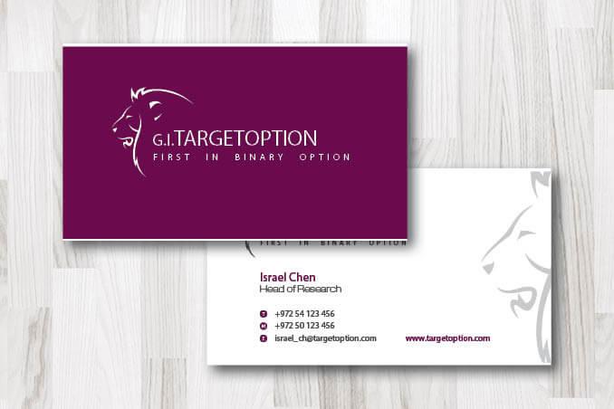 כרטיסי ביקור בעיצוב אישי 1