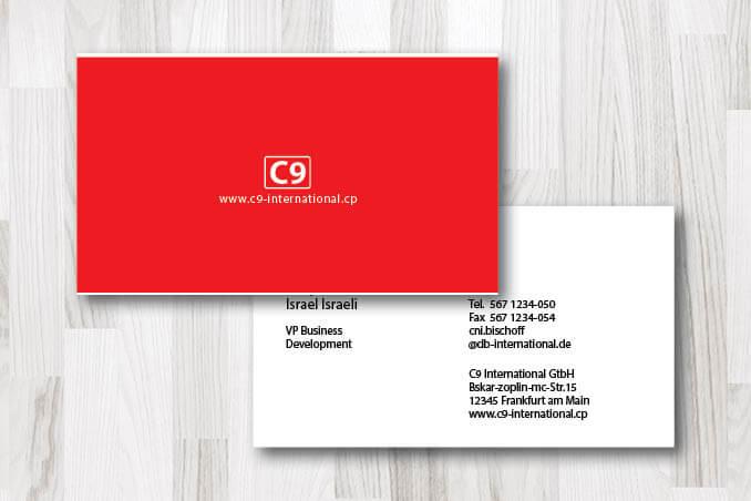כרטיסי ביקור בעיצוב אישי 7