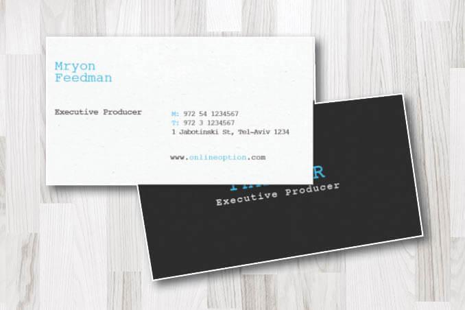 כרטיס ביקור עורך דין 3