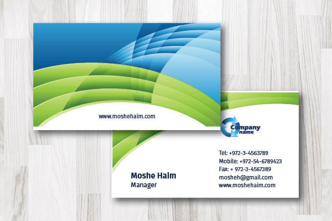 כרטיסי ביקור – נדלן 3
