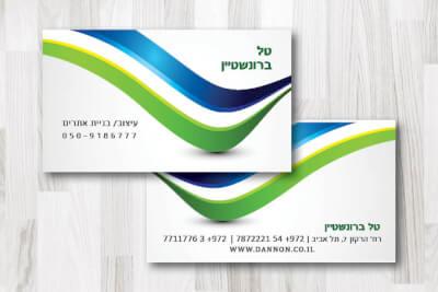 כרטיסי ביקור בעלי מקצוע 25
