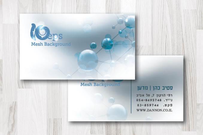 כרטיסי ביקור בעלי מקצוע 30