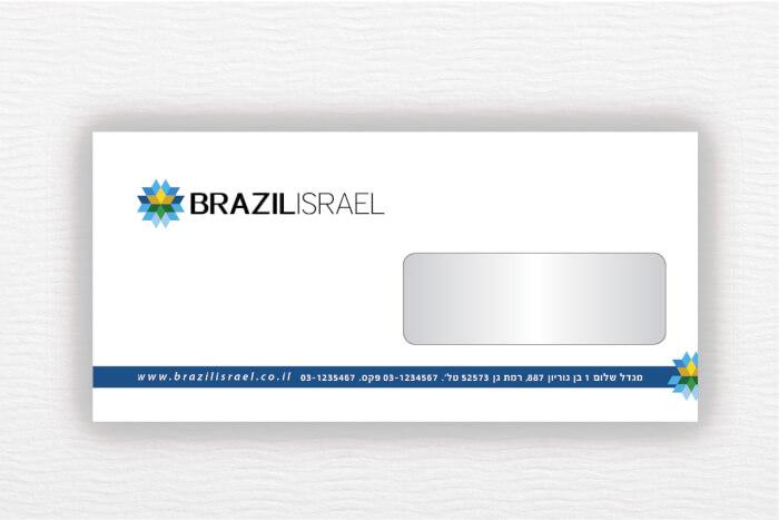 מעטפות חלון Brazil
