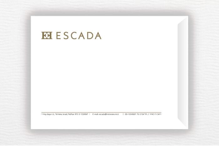 מעטפות Escada A5