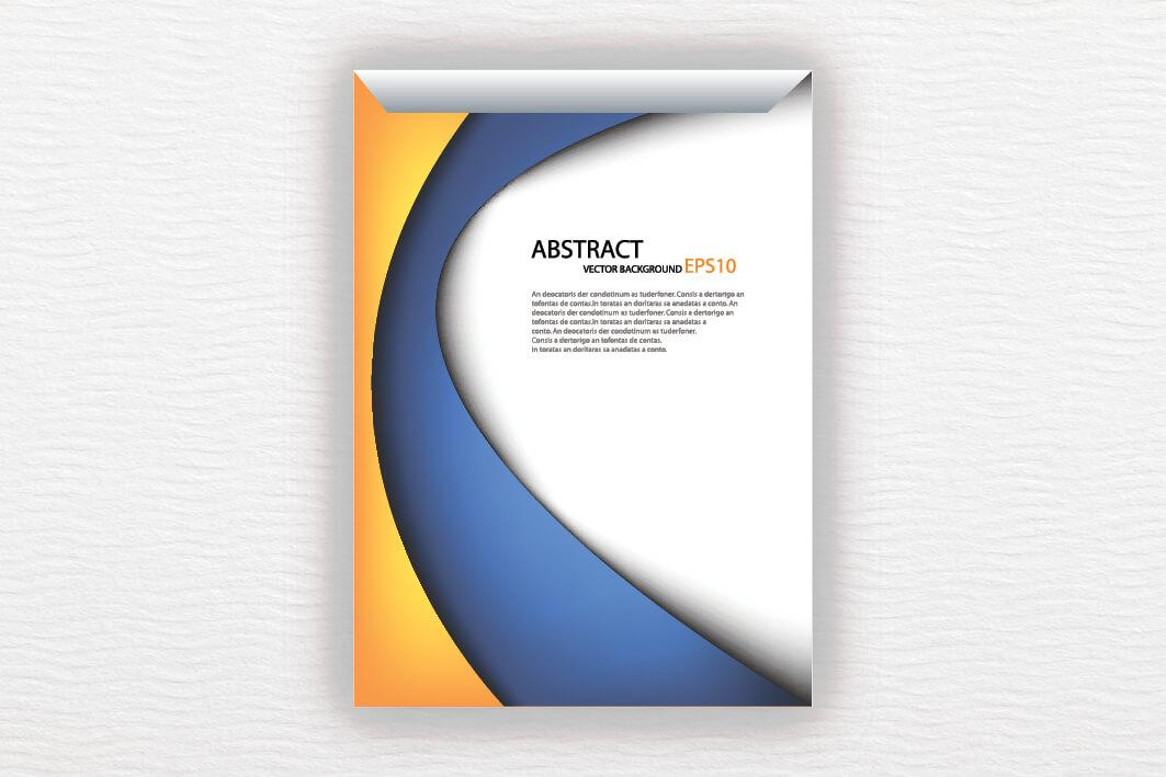 מעטפות A4 בעיצוב מלא