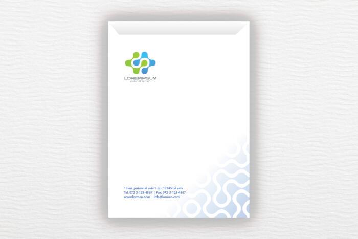 מעטפות A4 מודפסות